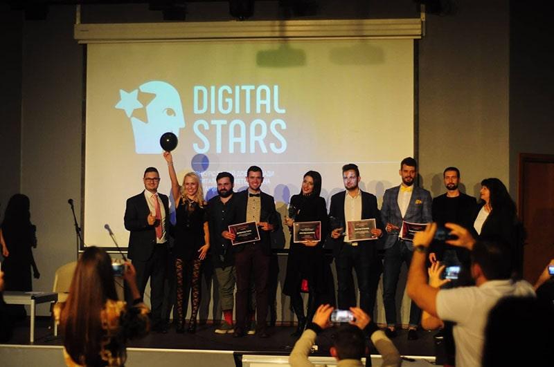 Digital Stars - Годишни награди за дигитален маркетинг