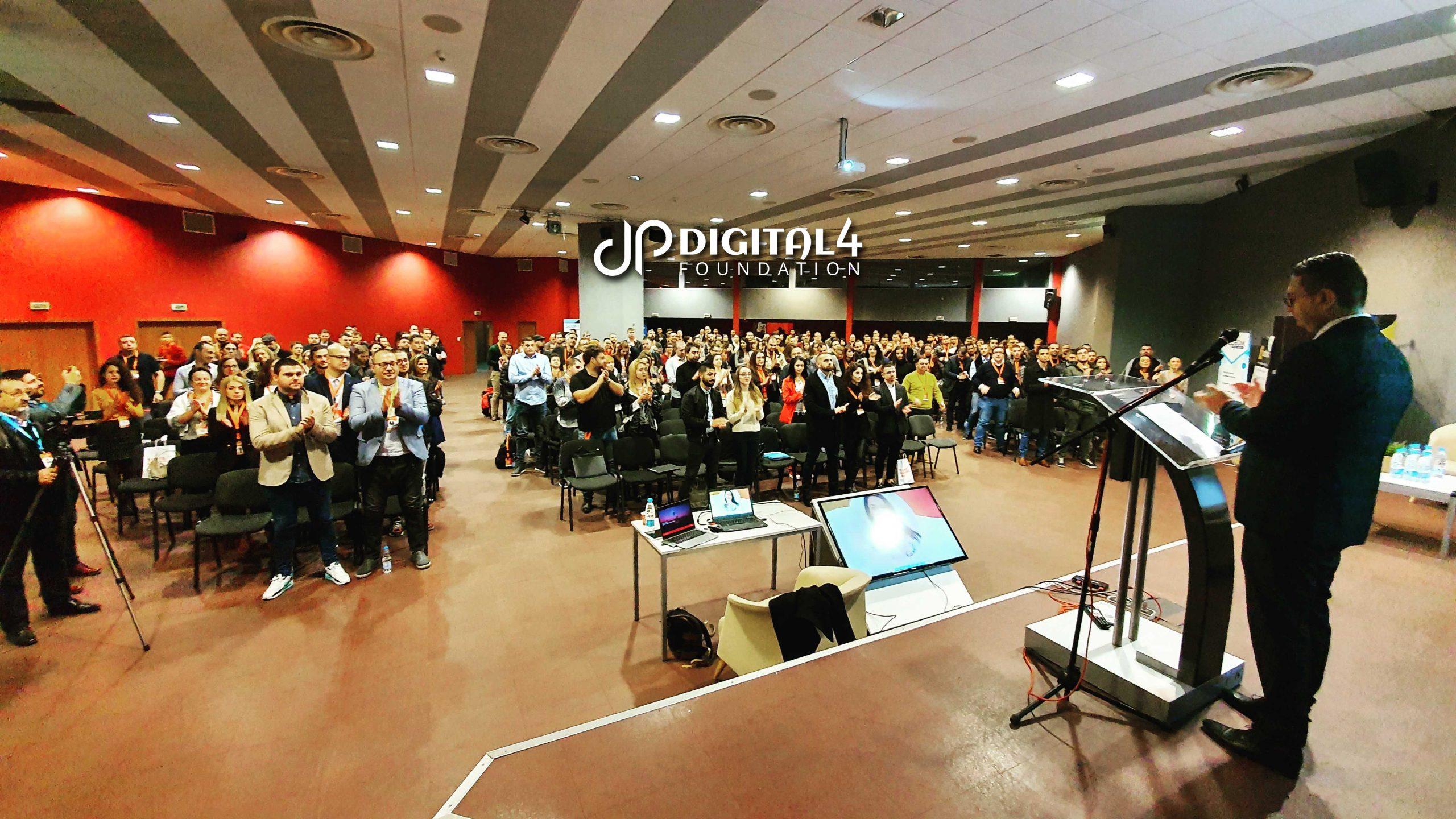 Digital4Plovdiv - Годишна конференция за онлайн маркетинг и търговия