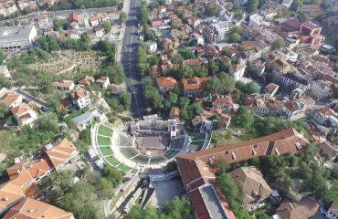 Antique theathre in Plovdiv