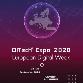 DiTech Expo 2020 - European Digital Week