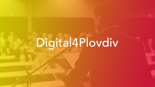 Digital4Plovdiv